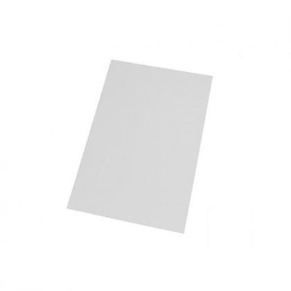 Capa p/Encadernação A4 Frente Ref.1336 c/100 Un Cristal ACP