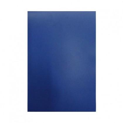 C/Capa p/Encadernação A4 Verso c/100 Un Azul ACP