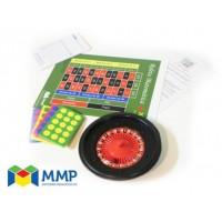 Jogo Roleta Matemática MMP