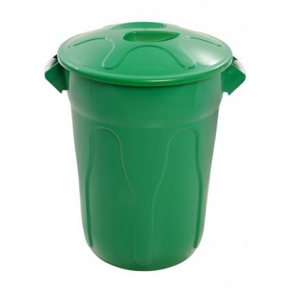 Cesto de Lixo Plástico 40 Lts c/Tampa CR40 JSN