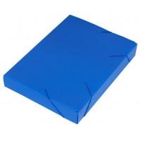 Pasta Polionda Escolar 35mm Azul
