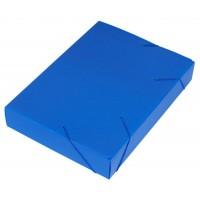 Pasta Polionda Escolar 55mm Azul