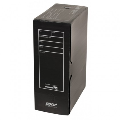 Arquivo Morto ProntoBox Pr 345x245x135mm-Polycart