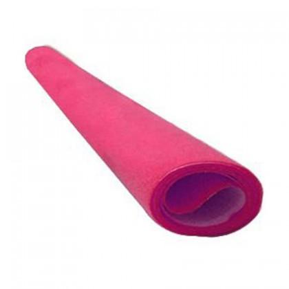 Papel Camurça 40x60cm Pink c/25-VMP