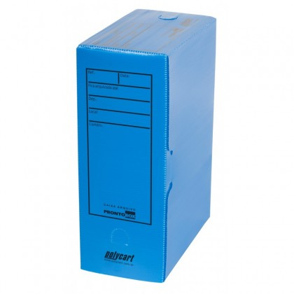 Arquivo Morto ProntoBox Az 345x245x135mm-Polycart