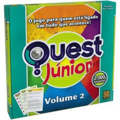 Quest Júnior Volume 2 - Grow