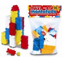 Maxi Monta Tudo Grande c/26 Pçs - Elka