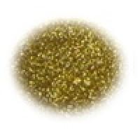 Folha em EVA Glitter 600x400x2mm Ouro c/5-Leonora