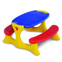 Mesa Recreio em Plástico - Bandeirante