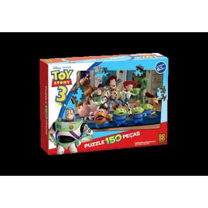 Quebra-Cabeça 150 Pçs Toy Story 3 - Grow
