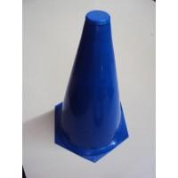 Cone Plástico Esportivo 23,5cm Azul - Cemar