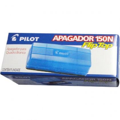Apagador p/Quadro Bco Base Plástico 150-N Flip Top Pilot