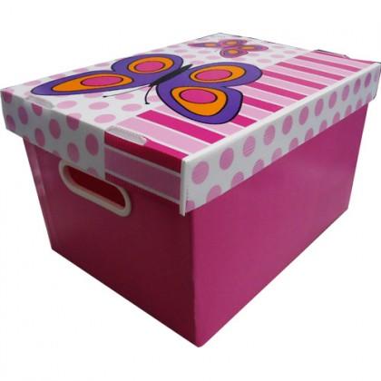 Caixa Organizadora ProntoBox Titli 31x23x19cm-Polycart