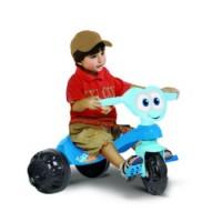 Triciclo Zootico Golfinho Azul - Bandeirante