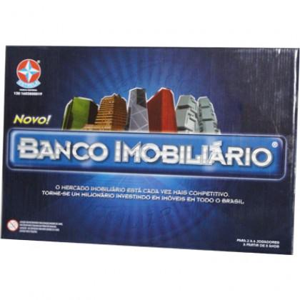 Banco Imobiliário Grande (Novo) - Estrela