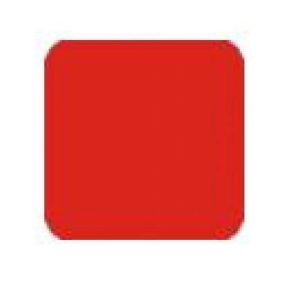 Papel Camurça 40x60cm Vermelho c/25-VMP