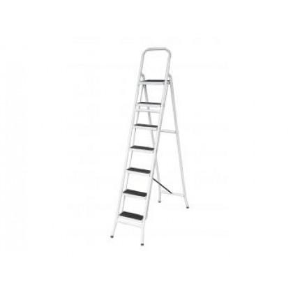 Escada de Ferro Maestro 7 Degraus c/Tapete (Abrri)