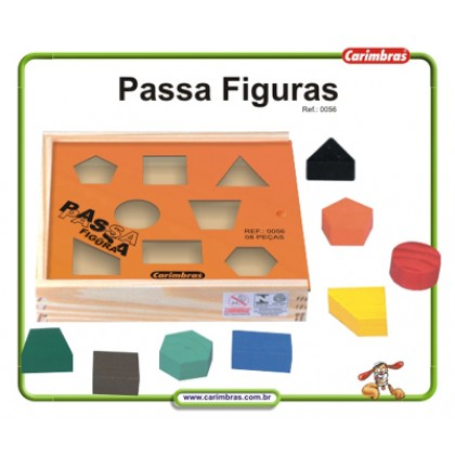 Passa Figuras - Carimbras