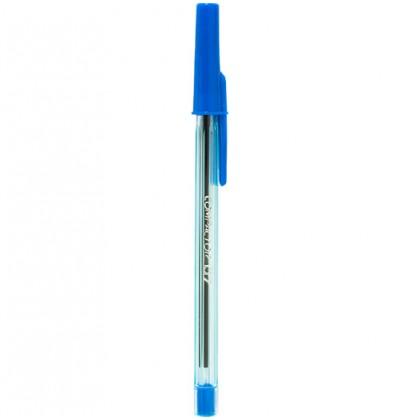 Caneta esf. Compactor 0,7 Azul c/25 Un