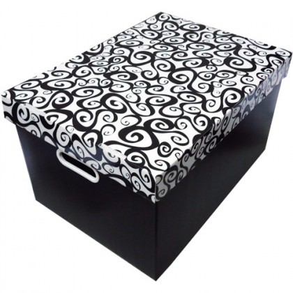 Caixa Organizadora ProntoBox Espirais 36,60 Lts-Polycart