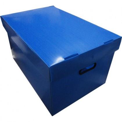 Caixa Organizadora ProntoBox Ls Az 61,30 Lts - Polycart
