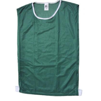 Colete de Treino M Verde c/5 - K.Sport