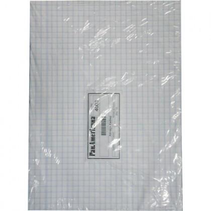 Papel Almaço 200x275mm Quadriculada c/400fls-PanAmericana