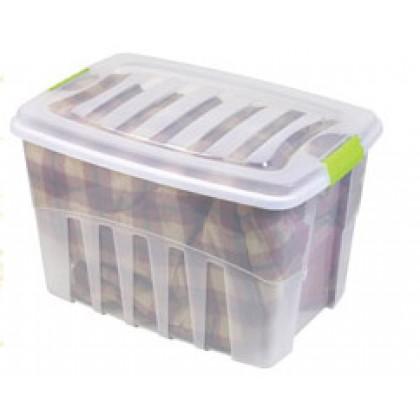 Caixa Organizadora Plástica Alta 78 Lts - Plasútil