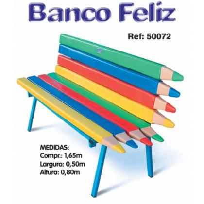 Banco Feliz - Mundo Azul