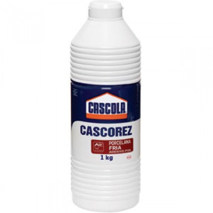 Cola Cascorez Porcelana Fria 1kg - Henkel