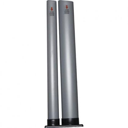 Dispensador de Copos 2 Tubos Água/Café Cz - JSN