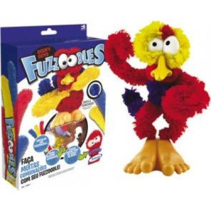 Boneco Fuzzoodles Goofy Guys - Xalingo