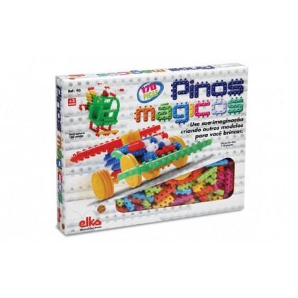 Pinos Mágicos c/170 Pçs - Elka
