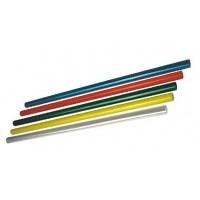 Plástico p/Encapar 45x200cm Liso Cristal c/5-VMP