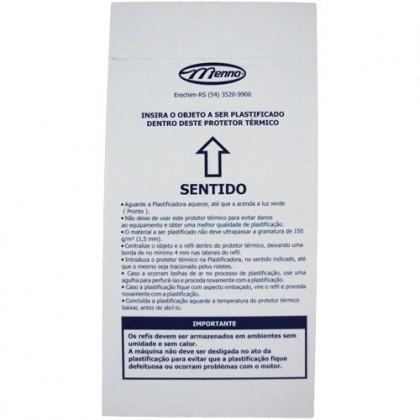 Protetor Térmico 170g 210x110mm p/Plastificadora-Menno