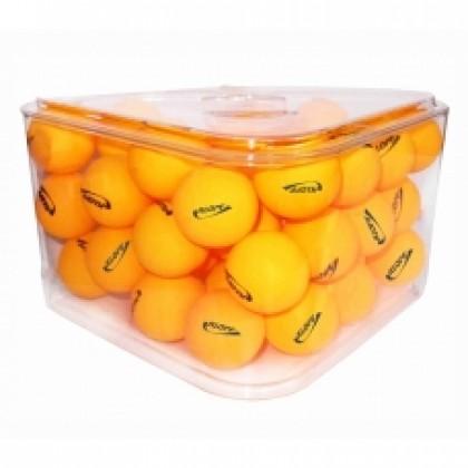 Bola de Ping-Pong 40mm Laranja c/36 - Klopf
