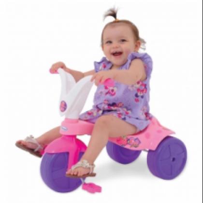 Triciclo Pink Pantera Xalingo (2-4a)